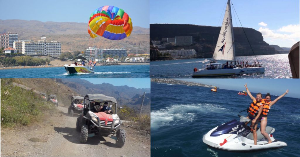 Buggy tour + Jet ski safari