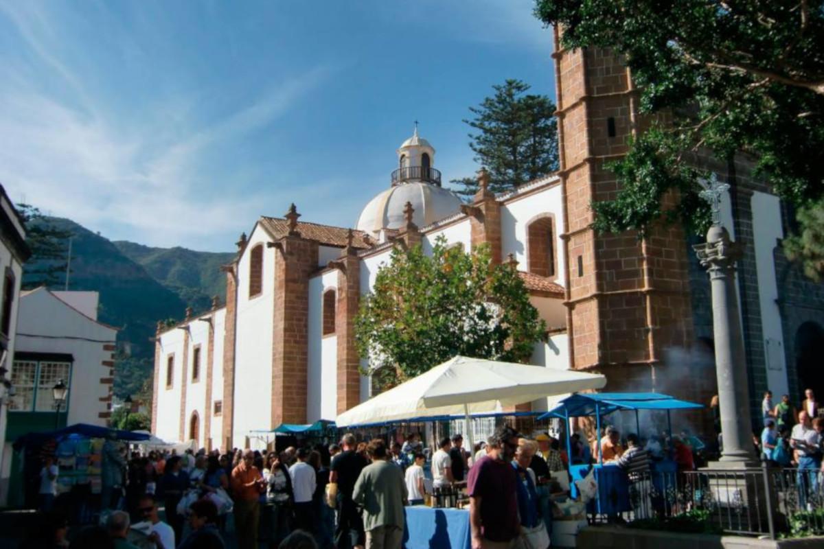 San Mateo and Teror markets