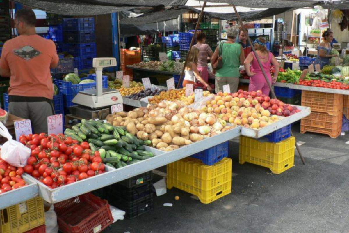 San Mateo and Teror markets